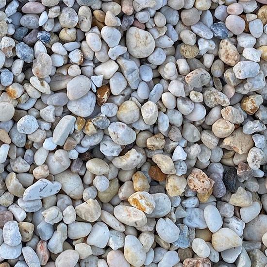 Five Eighths Inch Buff Stone